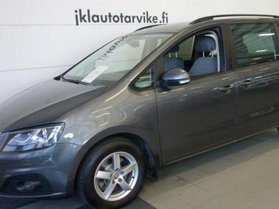 käytetty Seat Alhambra 2,0 TDI 140 Style Business DSG 7H Nyt kesädieselit kaupanpäälle!