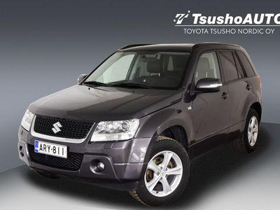 käytetty Suzuki Grand Vitara 3,2 V6 4WD ESP 5D 5AT ** Suomi-auto **