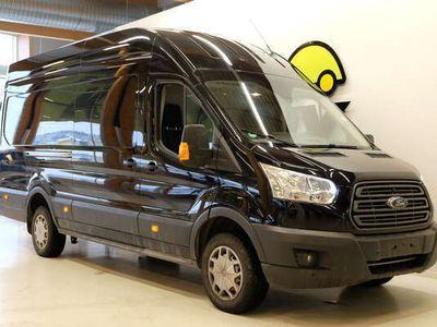 käytetty Ford Transit 350 2,0 TDCi 130 hv Trend L4 H3 / SIS ALV / BT audio /