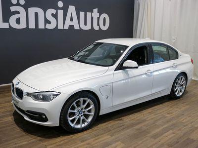 käytetty BMW 330e 330 F30 SedanA Business Exclusive Edition Sport **** LänsiAuto Safe -sopimus hintaan 590€. ****