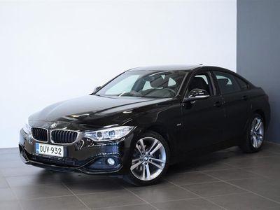 käytetty BMW 420 Gran Coupé F36 420i A xDrive Business Sport xNavi Edition