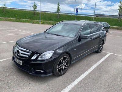 käytetty Mercedes E350 CDI BE T A AMG