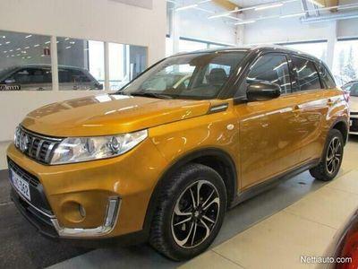 käytetty Suzuki Vitara 140 BOOSTERJET 4WD GL+ 6AT