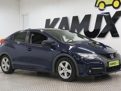 käytetty Honda Civic 5D 1,8i Executive /VAKKARI/ HYVÄT VARUSTEET!/ BI-XENON/