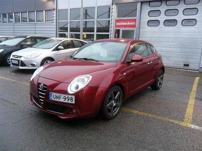 käytetty Alfa Romeo MiTo 1,4 MultiAir 135hv TCT Bensiini