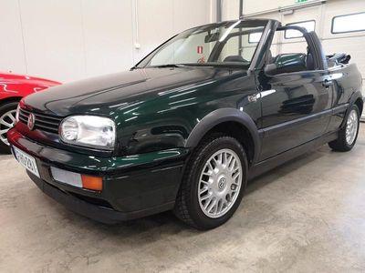 käytetty VW Golf Cabriolet 1.8i