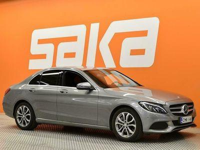 käytetty Mercedes C350e A Premium Business Avantgarde ** Distronic+ / ILS / Navi / Esi-ilmastointi / Sporttipenkit / K