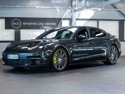 käytetty Porsche Panamera 4 E-Hybrid HYBRID NELIVETO HUIPPUVARUSTEILLA ILMAJOUSITUS PANORAMA YM YM