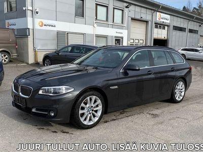 käytetty BMW 520 5-SARJA F11 Touring d A xDrive Business *SUPER-VARUSTEET, KATSO LISTA!*