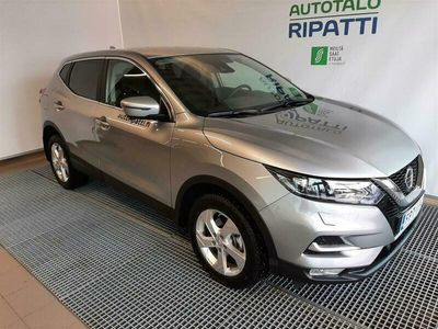 käytetty Nissan Qashqai DIG-T 160 N-Connecta 2WD DCT MY19 WLTP