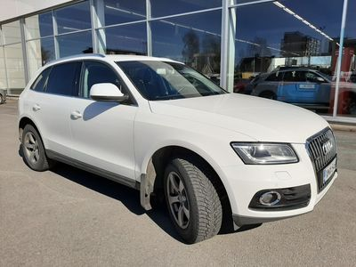 käytetty Audi Q5 2,0 TDI 130 kW quattro S tronic *** J. autoturva saatavilla, J. kotiintoimitus
