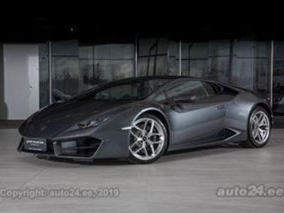 käytetty Lamborghini Huracán LP580-2 5.2 V10 426kW - Luxury Collection Automobiles