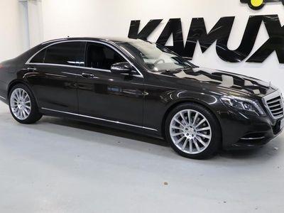 käytetty Mercedes S400 Hybrid LANG// Varusteita joka lähtöön, Webasto, dvd, imuovet ymym..//
