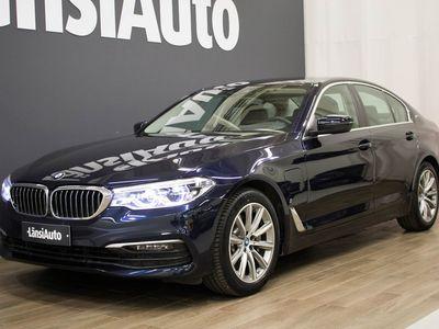 käytetty BMW 530 e iPerformance Steptronic - Prof Navi, Nahkaverhoilu, Huollettu! **** LänsiAuto Safe -sopimus hintaan 590€. ****