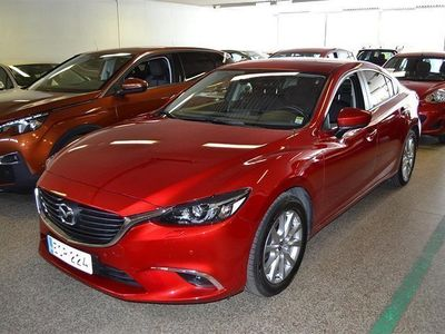 käytetty Mazda 6 Sedan 2,0 (165) SKYACTIV-G Business Edition 6AT 4ov YB2B