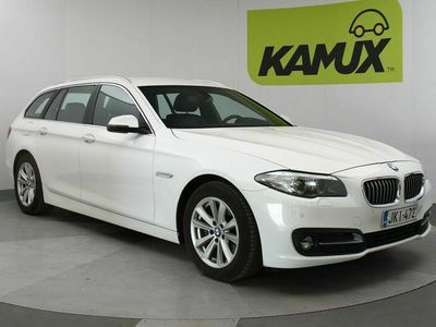 käytetty BMW 518 518 F11 Touring d A Business Exclusive Edition / TULOSSA!