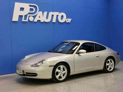 käytetty Porsche 911 Carrera Coupe A - 1000€:sta S-bonusta*! Korko 0,99%**, 72 kk, ilman käsirahaa!