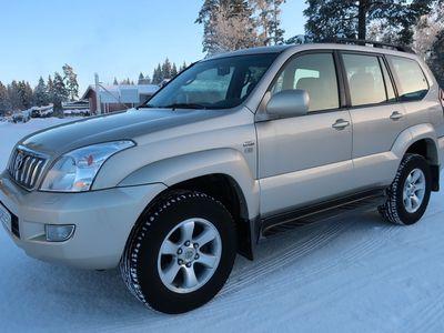 käytetty Toyota Land Cruiser 3,0 D-4D Luxury 5h