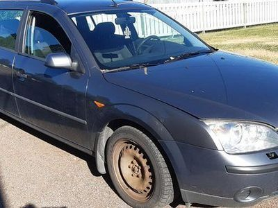 käytetty Ford Mondeo 1.8 2002