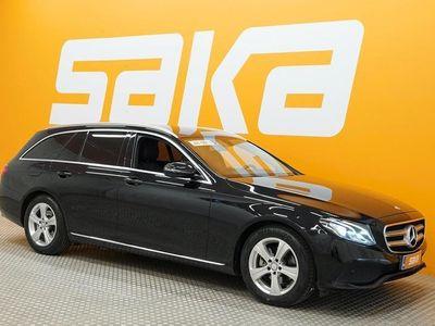 käytetty Mercedes E220 T A Premium Business ** Tulossa Saka Nummelaan **