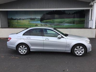 käytetty Mercedes C220 CDI at
