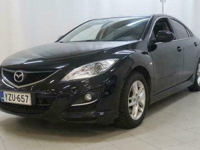 """käytetty Mazda 6 2,0 Touring 4ov A (UM2)"""" AUTOMAATTI HUIPPUVARUSTEILLA"""" KOTIIN TOIMITUS VELOITUKSETTA"""""""