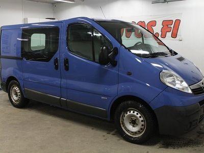 käytetty Opel Vivaro Van