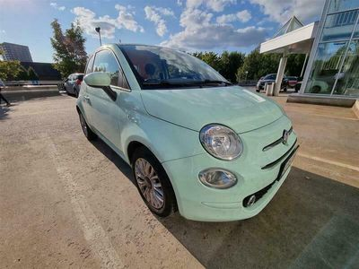käytetty Fiat 500 1,2 69hv Pop Start&Stop *** 6kk korotonta!, J. kotiintoimitus
