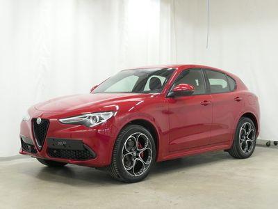 käytetty Alfa Romeo Stelvio 2,2 Diesel 210hp AT8 AWD Veloce