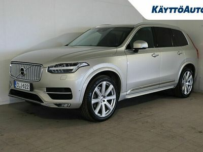 käytetty Volvo XC90 D5 AWD INSCRIPTION AUT