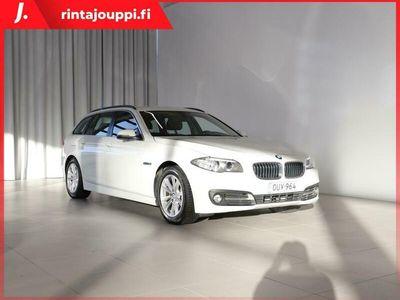 käytetty BMW 520 520 F11 Touring d A xDrive Business Exclusive Edition *** J. autoturva saatavilla, J. kotiintoimitus