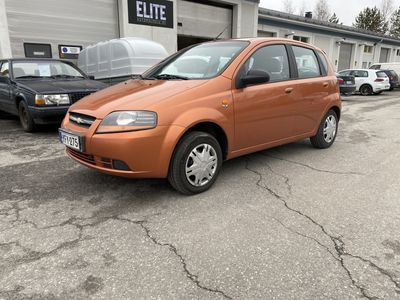 käytetty Chevrolet Kalos Hatchback 4D 1.4L