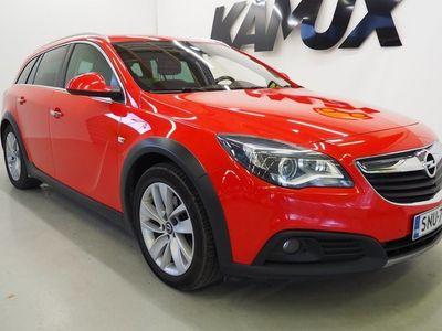 käytetty Opel Insignia Country Tourer 2,0 CDTI 4x4 Start/Stop 125kW MT6 /
