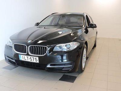 käytetty BMW 520 dA F11 Touring TwinPower Turbo xDrive Nordic Business