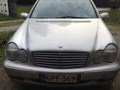 used Mercedes C200 -00
