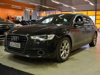 käytetty Audi A6 Avant Business 3,0 V6 TDI 180kW quattro S tronic S-Line Sport ACC /