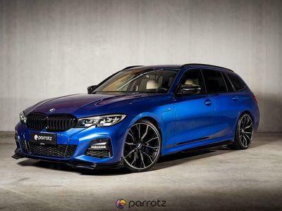 käytetty BMW 330e 330 G21 xDrive * Tehdastakuu / Hifit / Digimittaristo / LED *