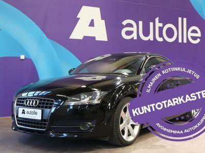käytetty Audi TT *SPORTTINEN*2.0TFSI Coupé S-tronic 147kW Hienokuntoinen Coupé. Tarkastettuna, Rahoituksella, Kotiin