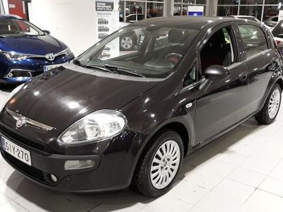 käytetty Fiat Punto Evo Torino 1,4 8v 77hv 5D Bensiini