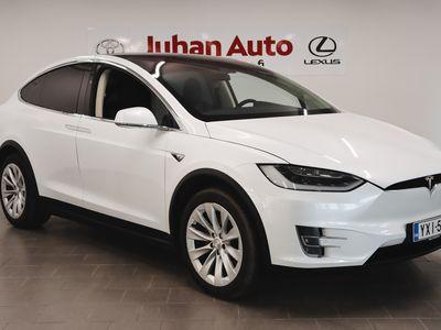 käytetty Tesla Model X 100D / FSD / 6-paik. / CPO-takuu!