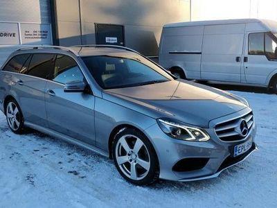 gebraucht Mercedes E250 CDI 4MATIC