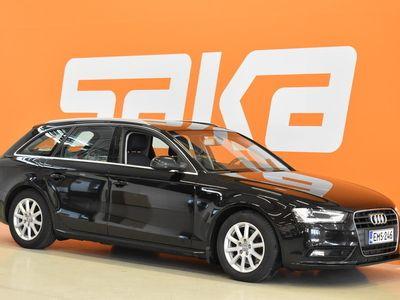 käytetty Audi A4 Avant Business 2,0 TDI 100 kW e 116g ** Xenon / P-tutkat / Lohko + sisäp. **