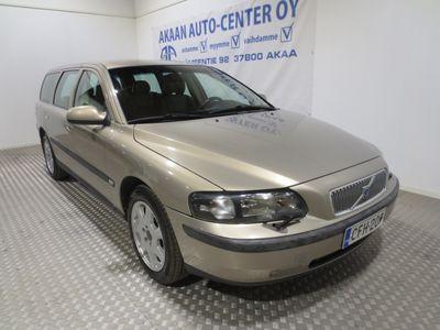 käytetty Volvo V70 2.4T SpW 5d A