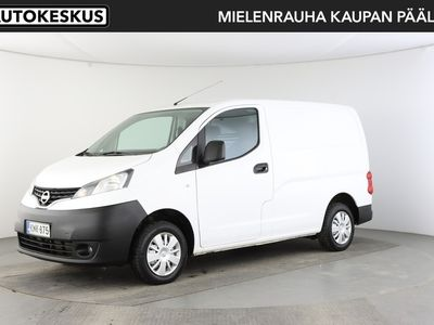 käytetty Nissan NV200 Van 1,5 dCi 90 E5 5MT Blind SSD, Blind FD Working Star Edition