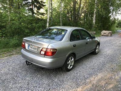 käytetty Nissan Almera luxury 1,5