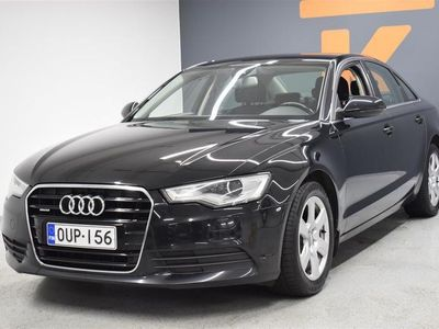 käytetty Audi A6 Sedan Business Sport 3,0 V6 TDI 150kW quattro S tronic *Webasto, Adaptive Light*