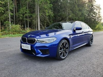 käytetty BMW M5
