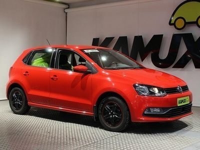 käytetty VW Polo Bluemotion 1,2 TSI 66 kW (90 hv) ** VÄHÄN AJETTU !**