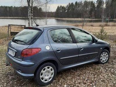 käytetty Peugeot 206 - 06
