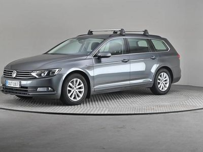 käytetty VW Passat Variant Comf 2,0 TDI 110 BM Tech DSG- Webasto, vetokoukku-